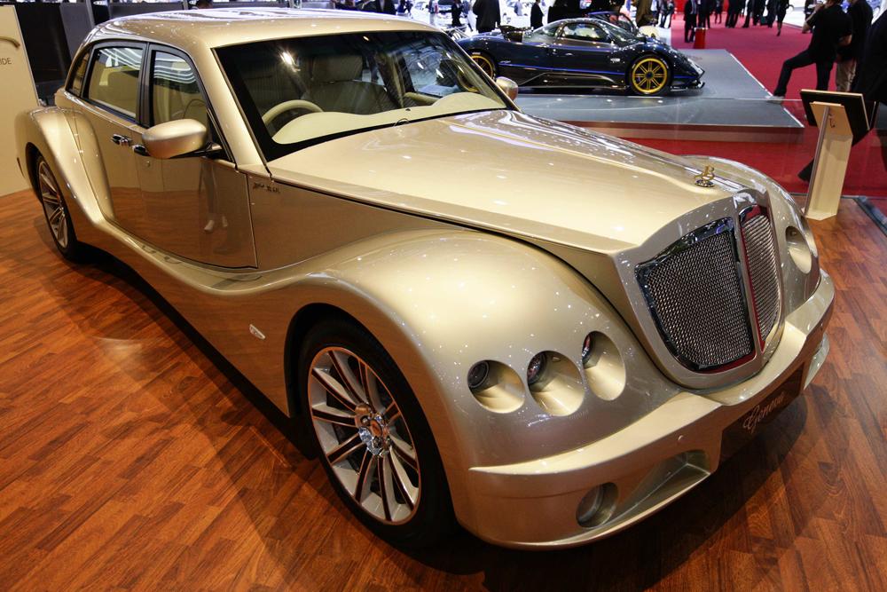 السعودية تقتحم عالم صناعة السيارات بـغزال صحيفة الاقتصادية