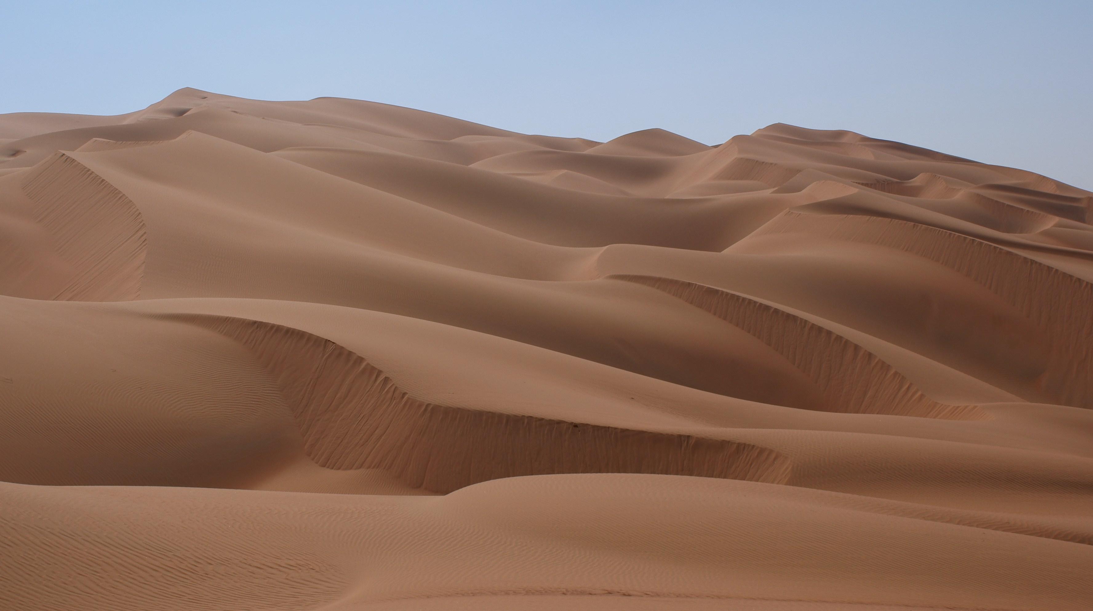 السعودية تكشف عن مشروع جديد للبحث عن المياه في الربع الخالي