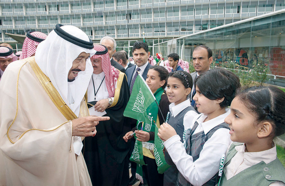 جولات الملك سلمان الخارجية.. دعم للعلاقات الدولية وعرض ...