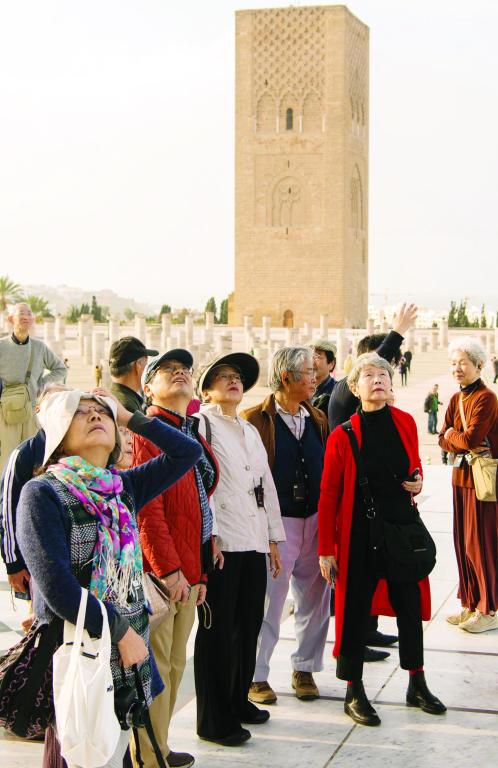 صناعة السياحة في المغرب تقاوم الأزمات   صحيفة الاقتصادية