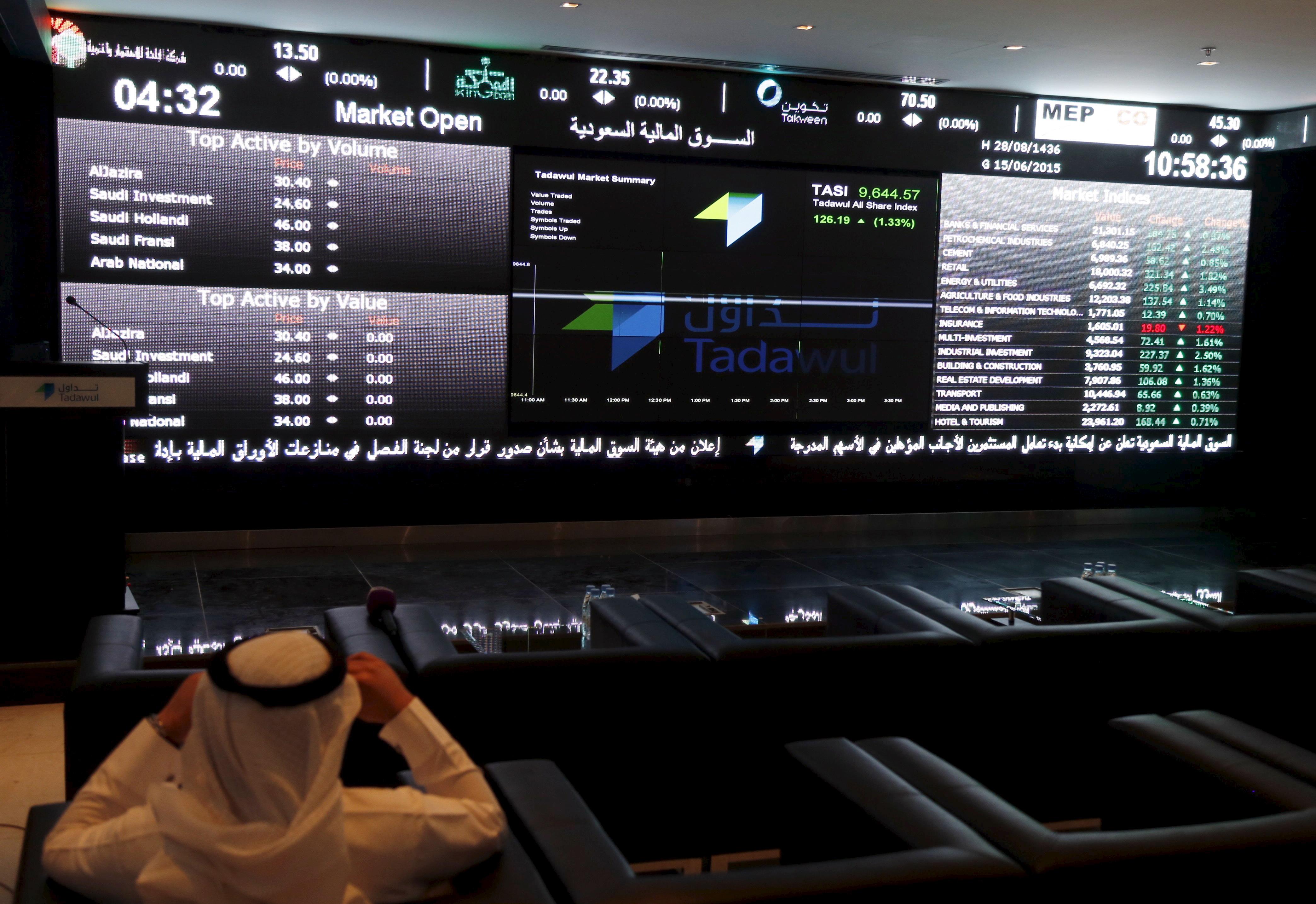 4% ملكية المستثمرين الأجانب في السوق السعودية   صحيفة الاقتصادية