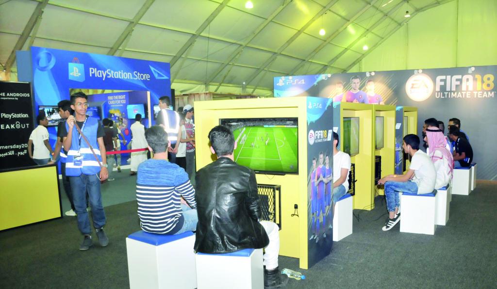 50 ألف لاعب حضروا فعالية «يوم اللاعبين» في الرياض   صحيفة الاقتصادية