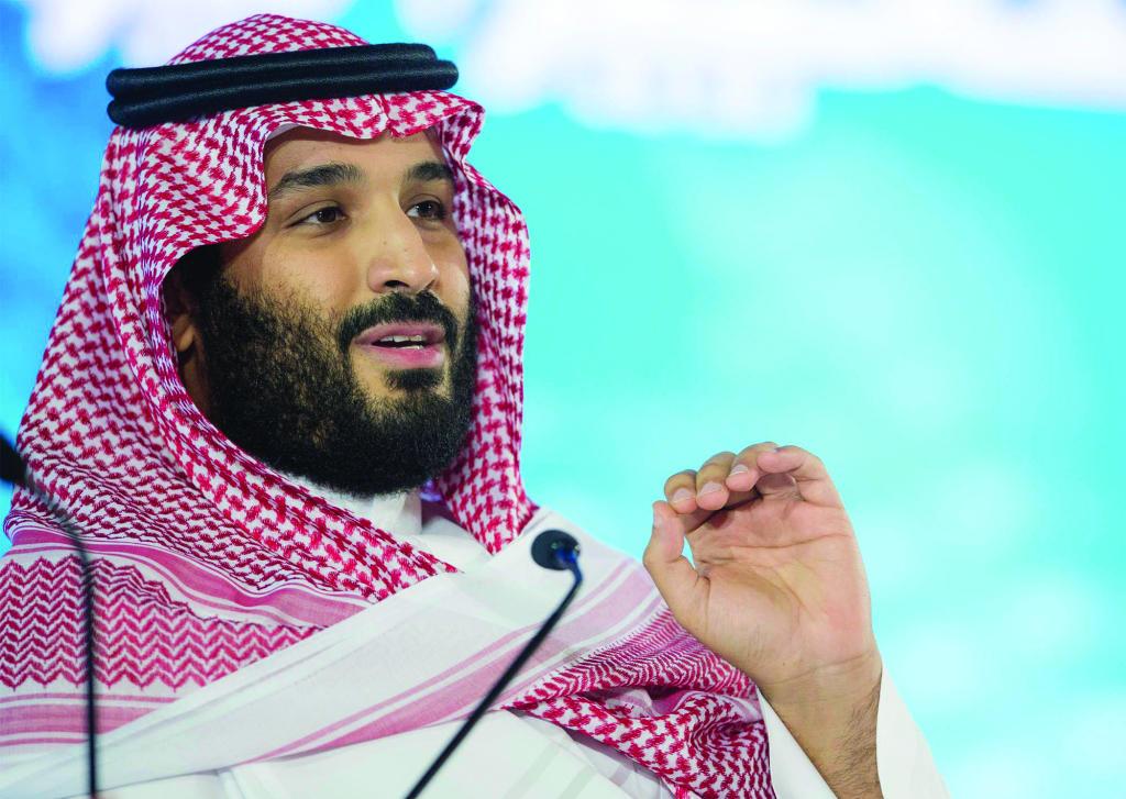 «فاينانشيال تايمز»: الأمير محمد بن سلمان أثار إعجاب كبار المستثمرين في العالم    صحيفة الاقتصادية