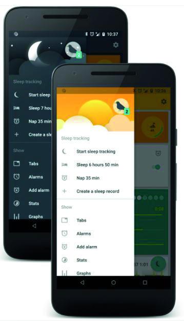 تطبيق Sleep as Android الحل الأمثل لاختيار وقت التنبيه   صحيفة الاقتصادية