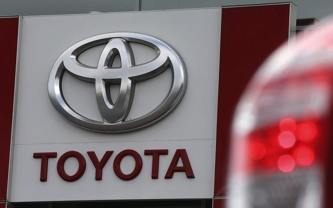 ارتفاع مبيعات  تويوتا  في أمريكا بنسبة 4.5% خلال الشهر الماضي   صحيفة الاقتصادية