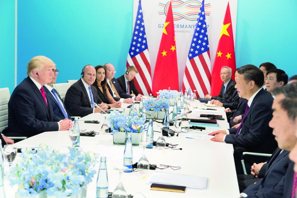 بوادر الحمائيّة الأمريكية تدق طبول حرب تجارية عالمية   صحيفة الاقتصادية