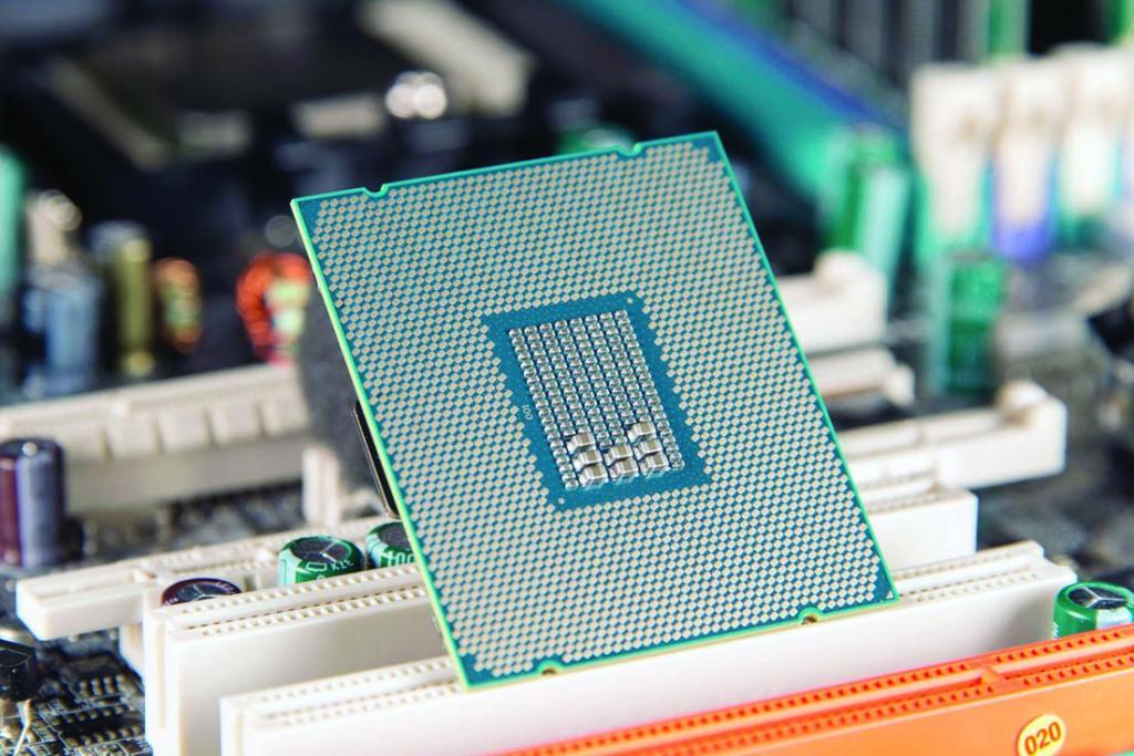 «إنتل» تكشف عن معالجات Core i9 من الجيل الثامن لهواة الألعاب وتحرير الفيديو   صحيفة الاقتصادية