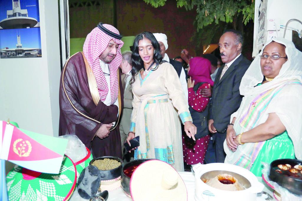 «الرياض وجهة الأفارقة» .. ليلة دبلوماسية لتعزيز العلاقات الإفريقية - السعودية   صحيفة الاقتصادية