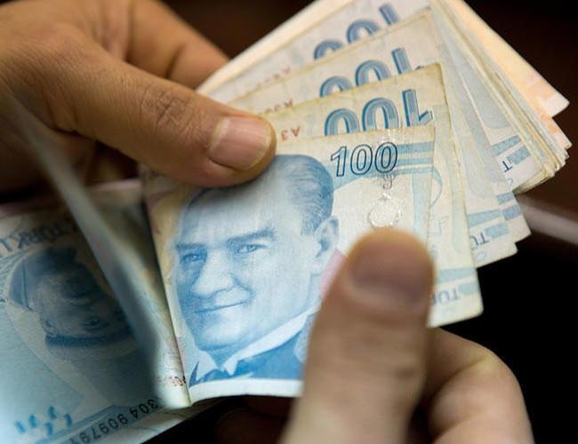 تراجع حاد لـ  الليرة التركية  أمام اليورو والدولار   صحيفة الاقتصادية