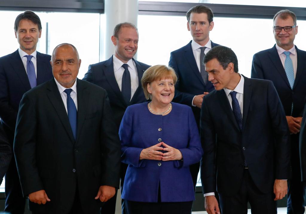 3 ملفات تؤرق قمة الاتحاد الأوروبي اليوم .. الهجرة ومستقبل اليورو والانفصال البريطاني   صحيفة الاقتصادية