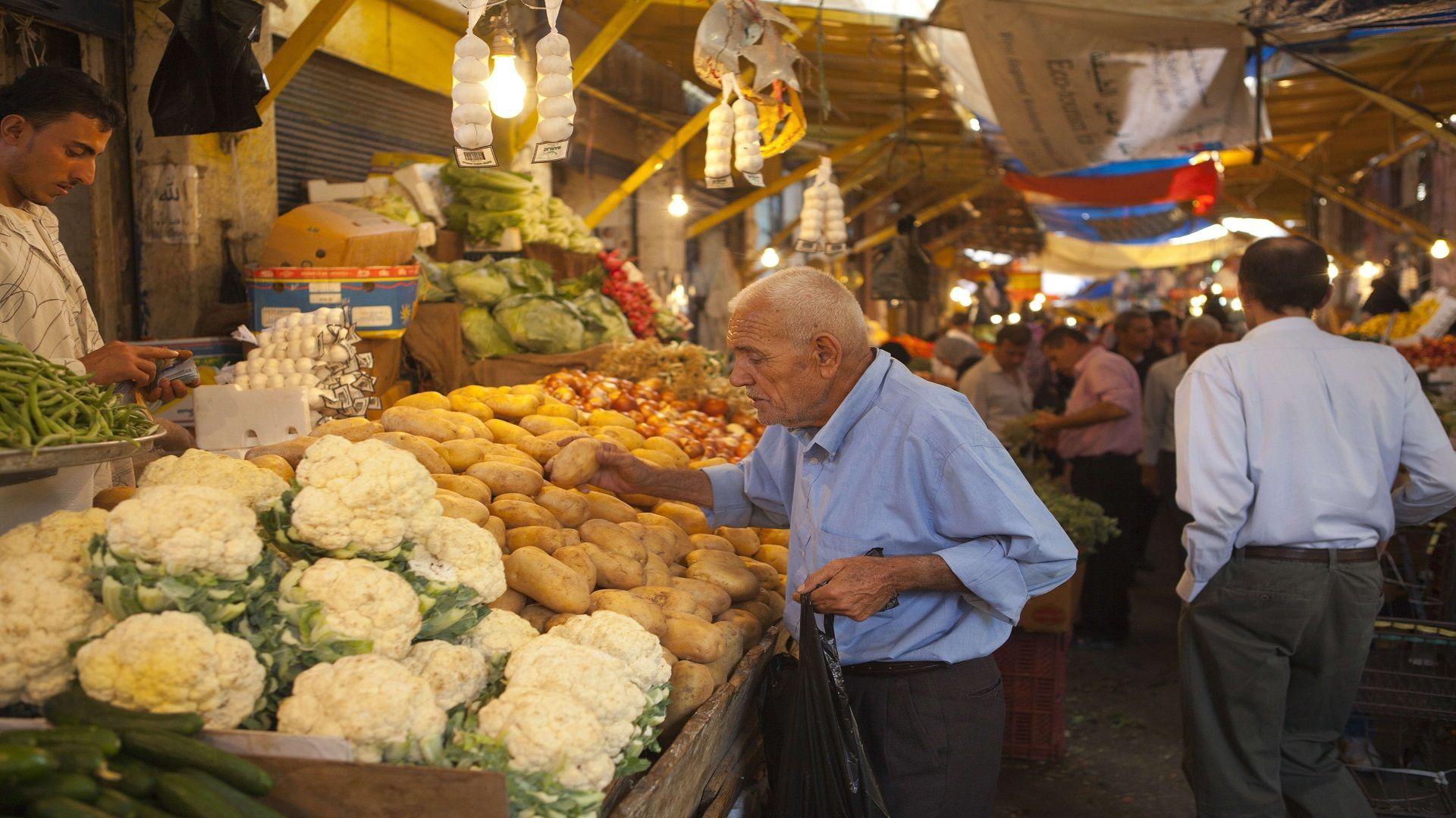 ارتفاع معدل التضخم في الأردن إلى 4.3% خلال النصف الأول من العام