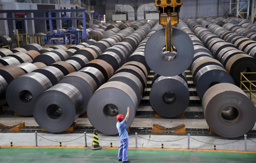 الصين تفرض إجراءات حمائية على واردات صلب أوروبية وأسيوية