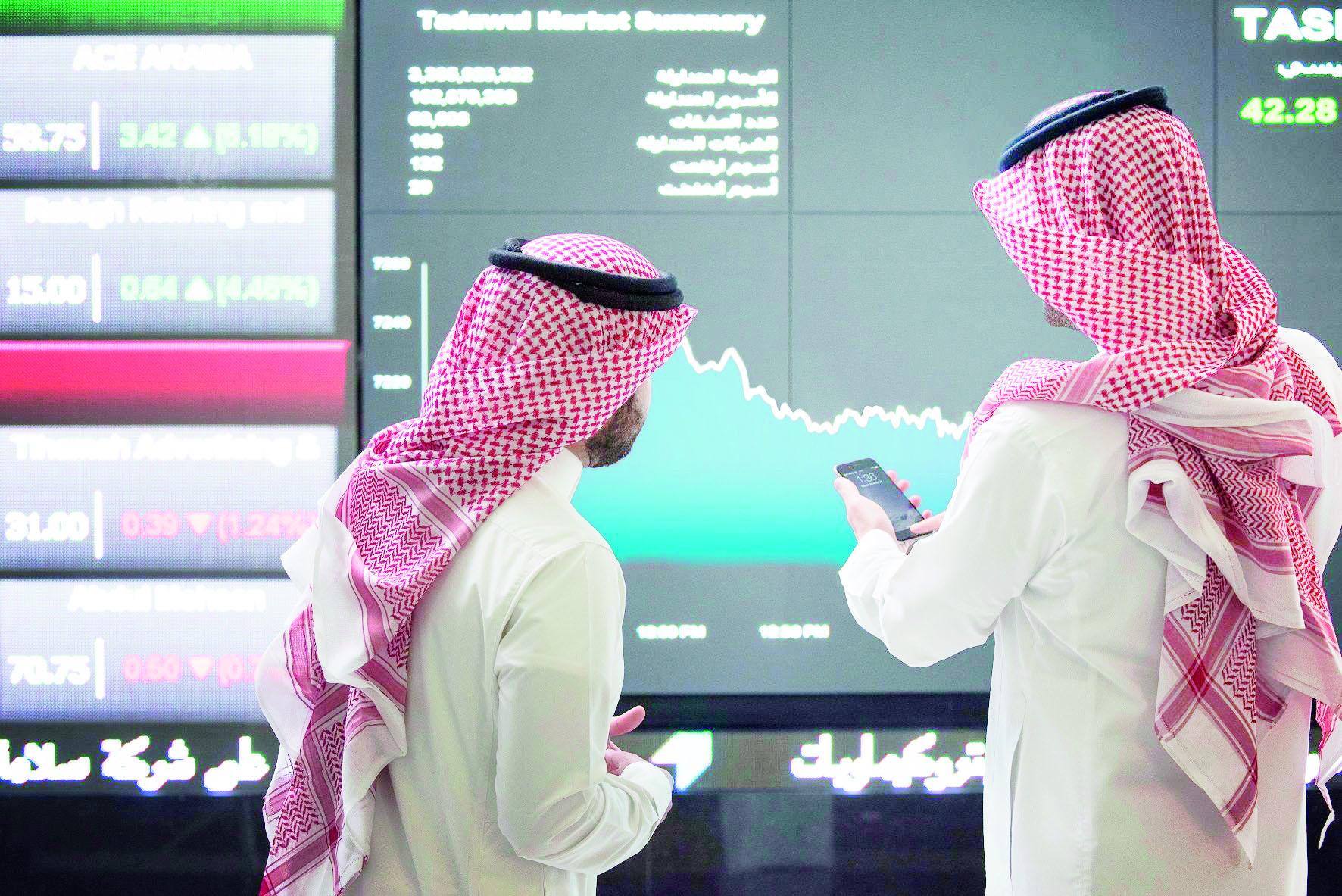 محللون: مخاوف الحرب التجارية  نفسية  على تعاملات سوق الأسهم السعودية   صحيفة الاقتصادية