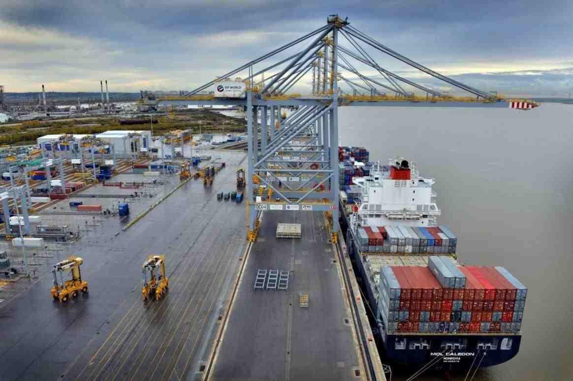 تجارة  دبي  الخارجية ترتفع إلى 645 مليار درهم في النصف الأول العام الجاري   صحيفة الاقتصادية