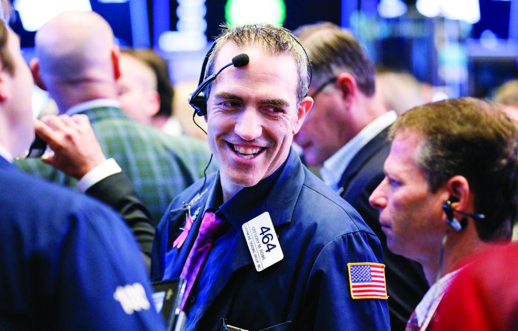 الأسهم الأمريكية تصعد بدعم أرباح قوية من «مايكروسوفت»   صحيفة الاقتصادية