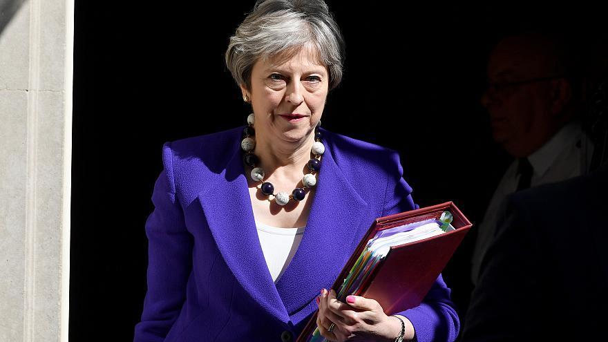ماي تضع البرلمان أمام ثلاث خيارات قبل التصويت للخروج من الاتحاد الأوروبي