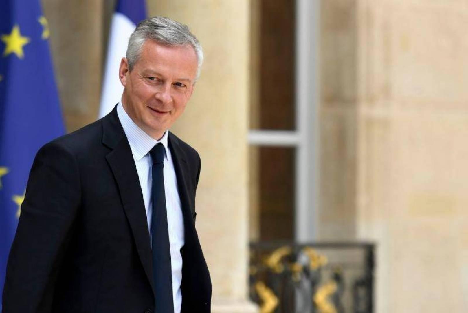 فرنسا تعتزم تطبيق ضريبة على شركات الإنترنت إذا فشل الاتحاد الأوروبي في اقرارها