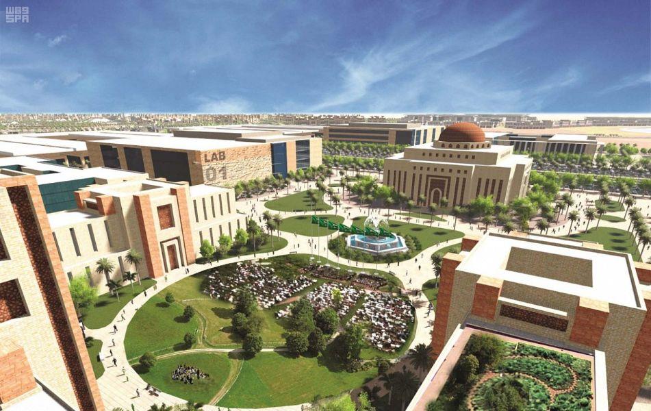 أرامكو السعودية تؤسس مدينة الملك سلمان للطاقة