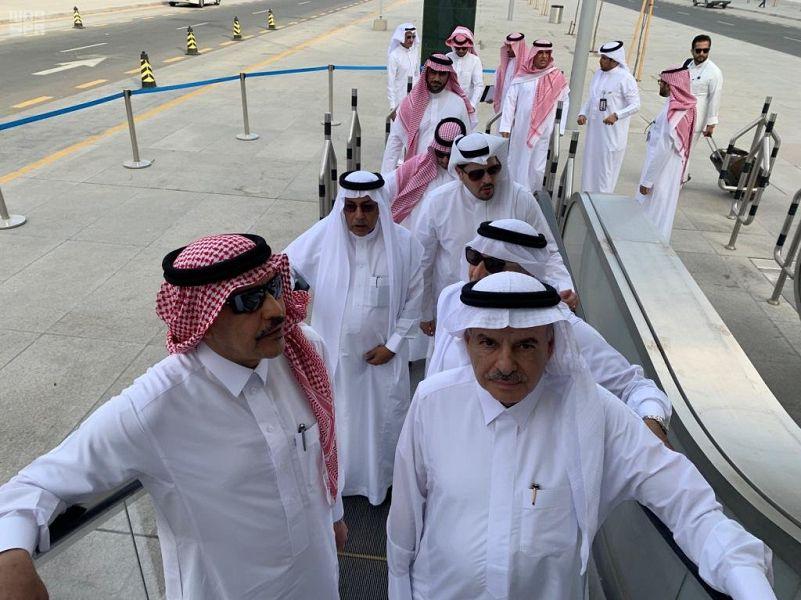وفد مجلس الشورى يزور قطار الحرمين وينتقل عبره إلى المدينة المنورة   صحيفة الاقتصادية