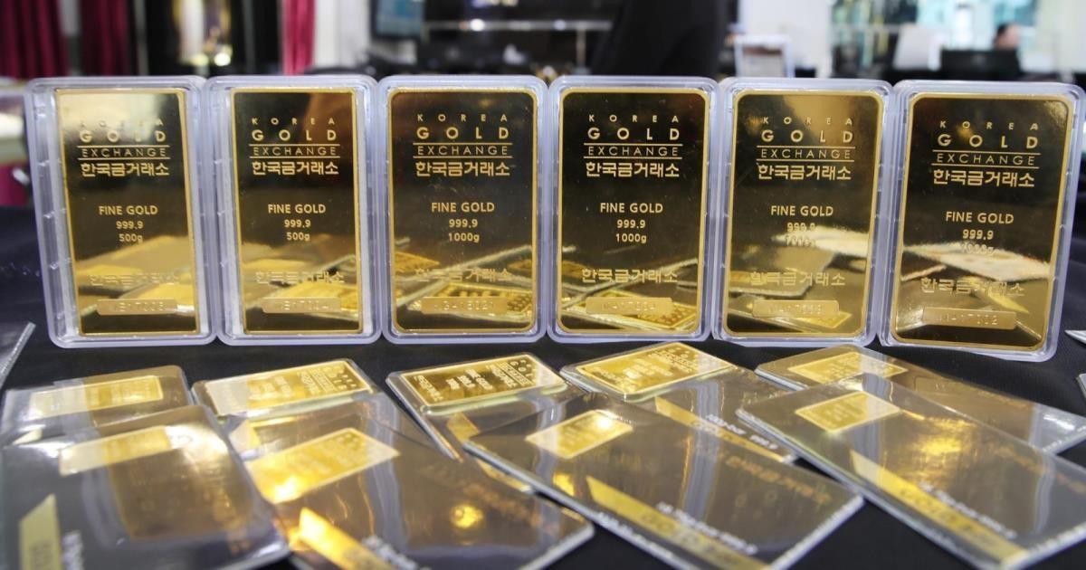أسعار الذهب مستقرة دون أعلى مستوى في 3 أسابيع مع صعود أسواق الأسهم style=