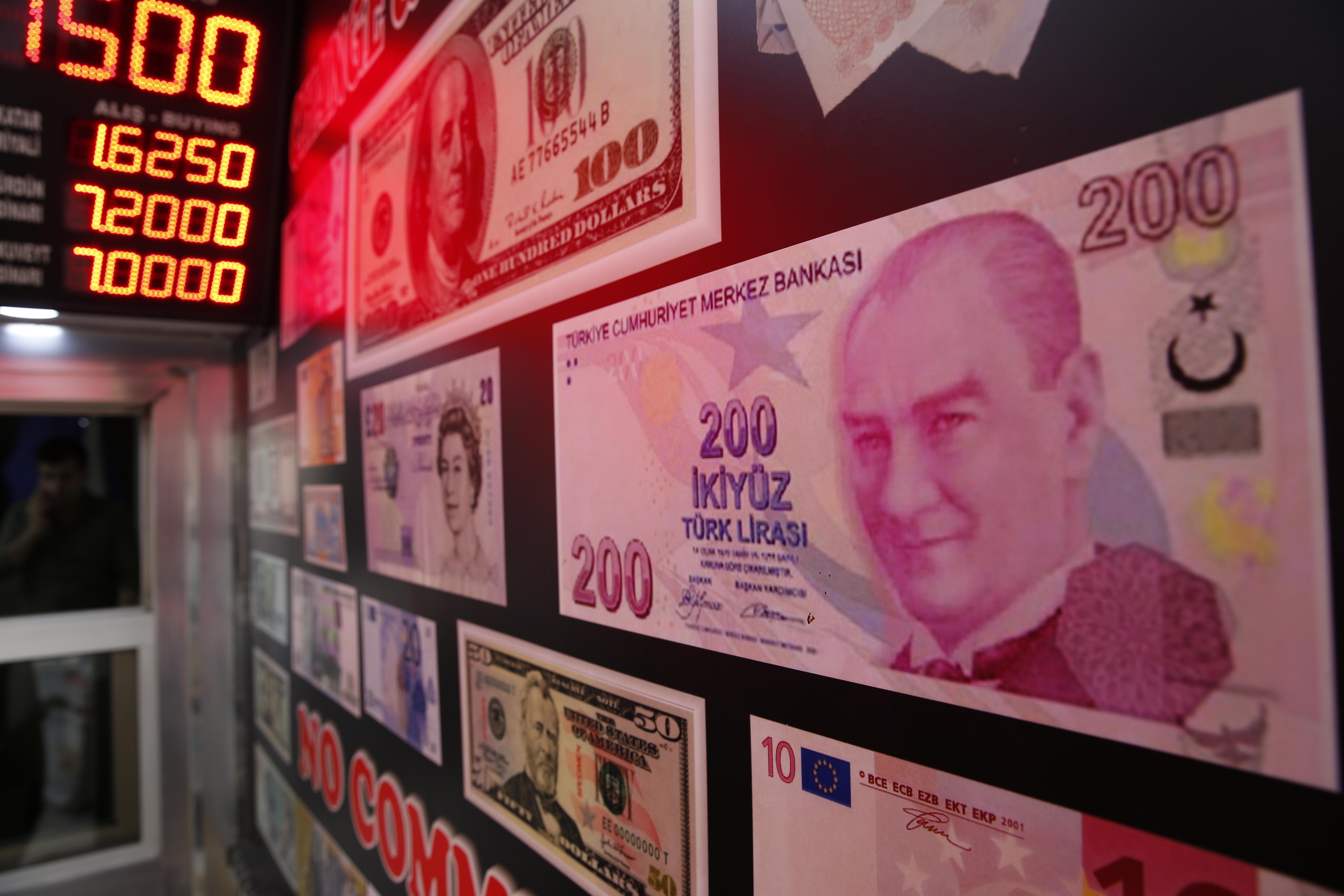 ارتفاع تكلفة التأمين على ديون تركيا لأعلى مستوى في شهرين style=