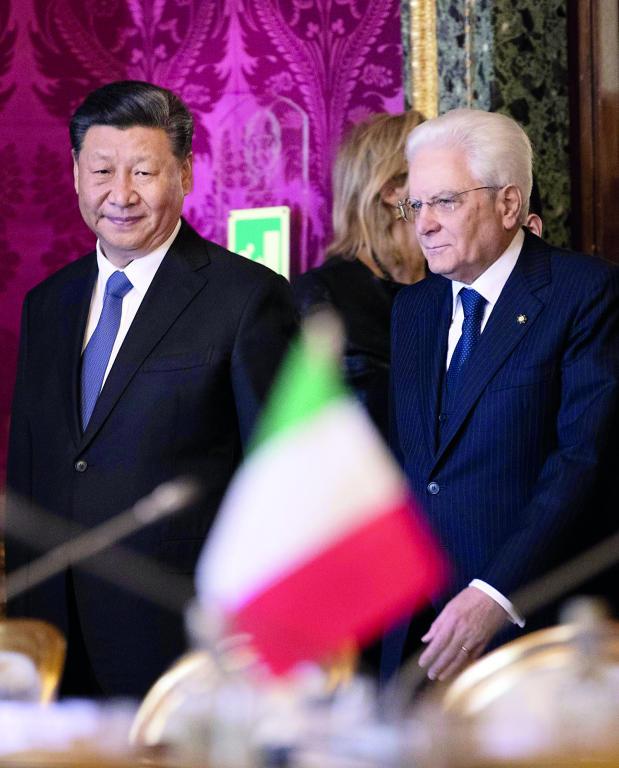 روما على طريق «الحرير الصيني» .. نفوذ بكين يتمدد إلى قلب القارة العجوز style=