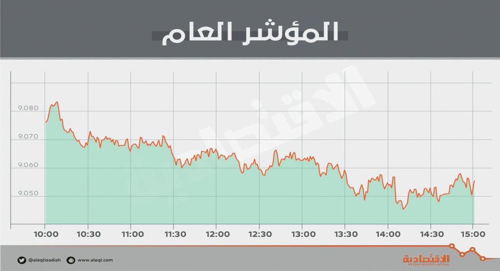 الأسهم السعودية تفقد 32 نقطة بضغط «المصارف» .. والسيولة دون المعدلات اليومية   صحيفة الاقتصادية