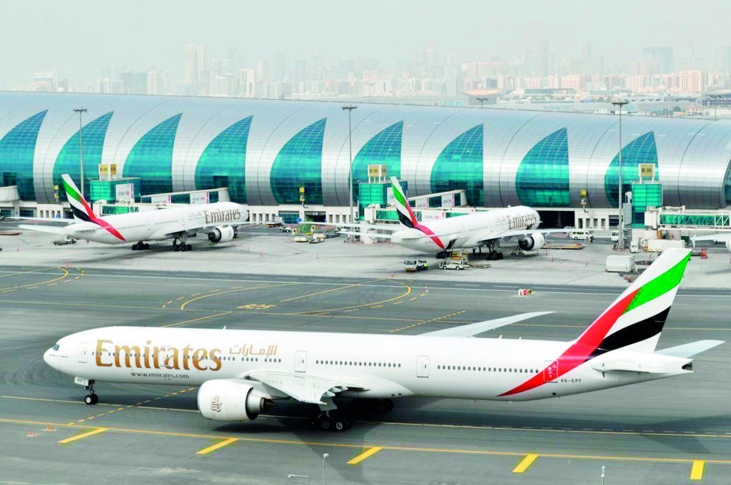 تراجع أرباح «طيران الإمارات» 69 % .. تأثرت بارتفاع أسعار