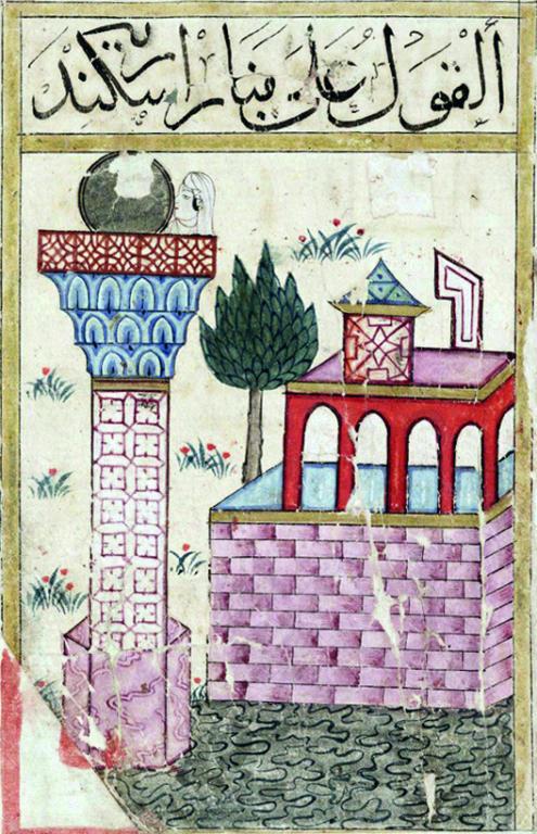 فنار الإسكندرية .. أقدم منارات العالم ضحية زلزال   صحيفة الاقتصادية