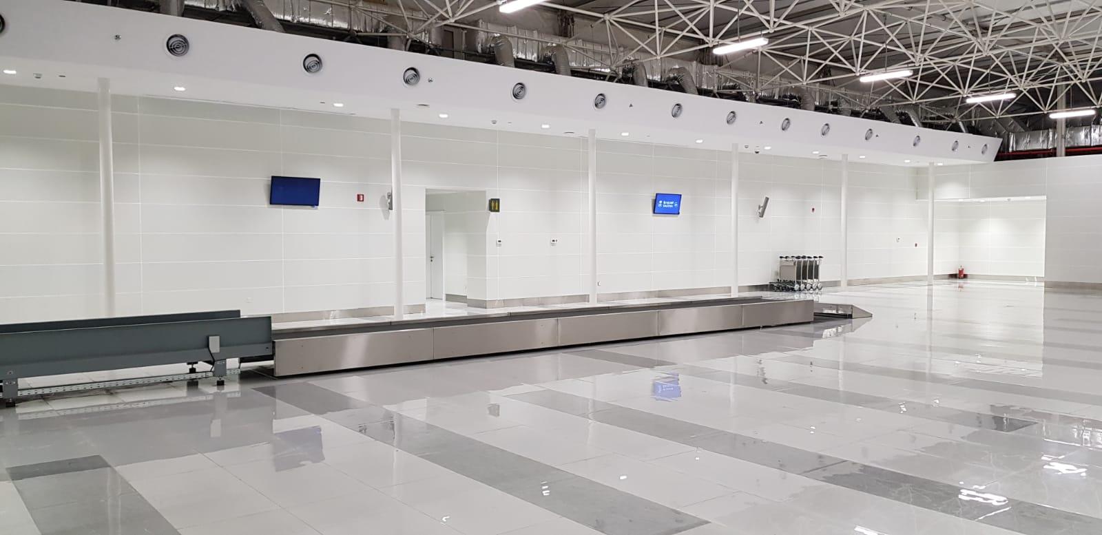 الطيران المدني يعلن افتتاح مطار خليج نيوم   صحيفة الاقتصادية