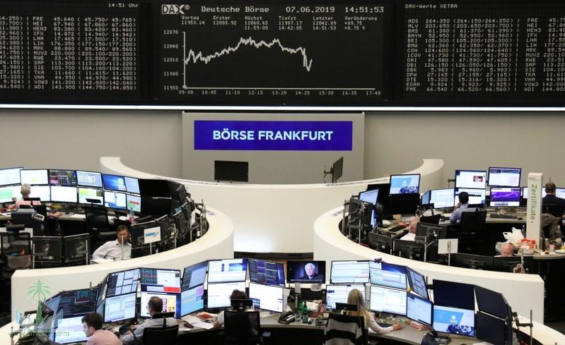 الأسهم الأوروبية ترتفع بدعم مكاسب السوق الألمانية
