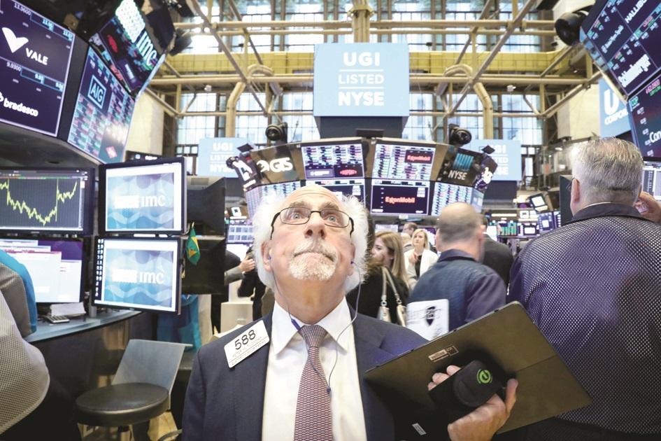 البورصات العالمية تصعد مع هدوء مخاوف تباطؤ النمو العالمي