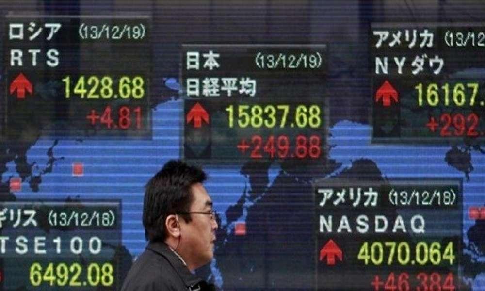 المؤشر نيكي يهبط 0.19% في بداية التعامل في طوكيو
