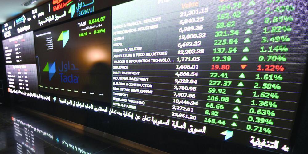 922 مليون ريال صافي مشتريات الأجانب المؤهلين في سوق الأسهم السعودية الأسبوع الماضي   صحيفة الاقتصادية