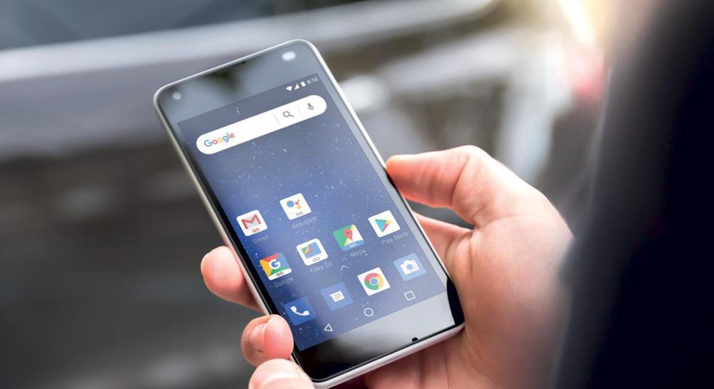 «جوجل» تطلق نظام «أندرويد 10 جو» للهواتف ذات المواصفات المنخفضة   صحيفة الاقتصادية