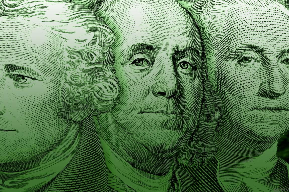 الدولار يعزز هيمنته على النظام المالي العالمي   صحيفة الاقتصادية