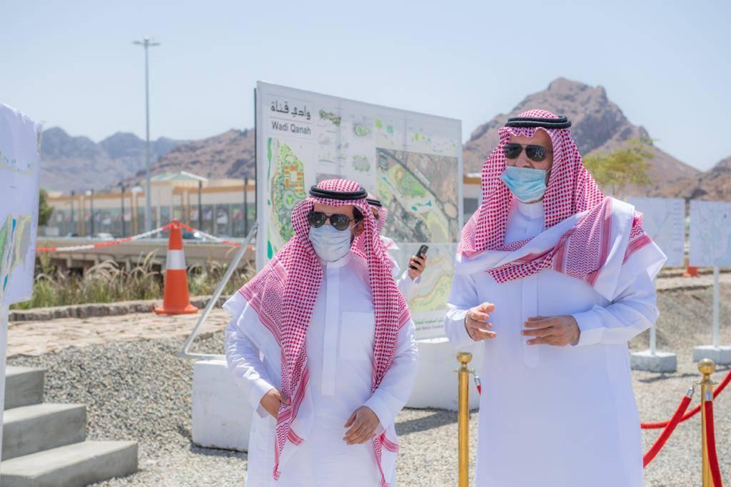 أمير المدينة المنورة يؤكد أهمية التوازن بين البيئة العمرانية والموارد الطبيعية   صحيفة الاقتصادية