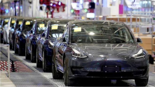 شركة صينية تعلن استعدادها لتصميم بطارية سيارة لمسافة مليوني كيلومتر   صحيفة الاقتصادية