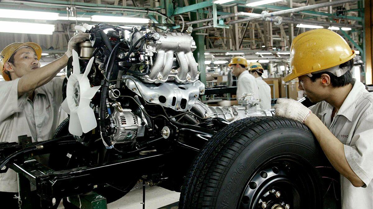 اليابان: الأمطار تعرقل إنتاج مصانع  تويوتا   و مازدا    صحيفة الاقتصادية