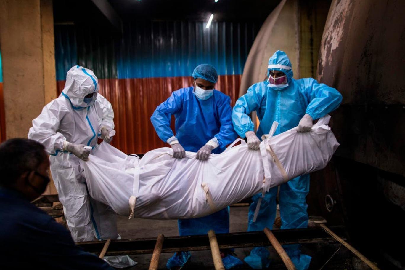 الهند: 3890 حالة وفاة جديدة بكورونا خلال 24 ساعة
