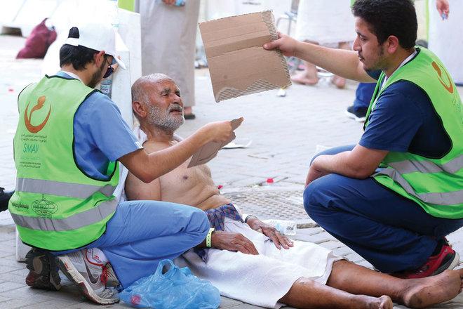 حجاج يمنيون: وجدنا أكثر مما نتوقع .. كرم ورقي