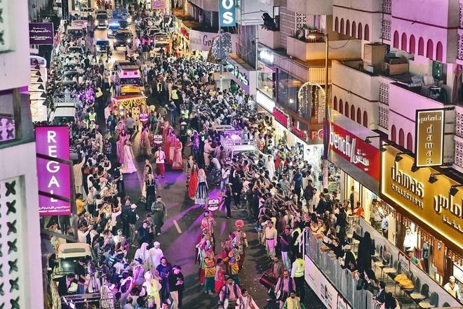 مليارا درهم قيمة الجوائز التي أسعدت زوار مهرجان دبي للتسوق منذ عام 1996