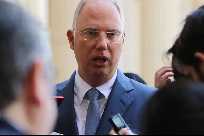"""الرئيس التنفيذي للصندوق الروسي: ستقوم روسيا بأداء دورها في مشروع """"نيوم"""""""