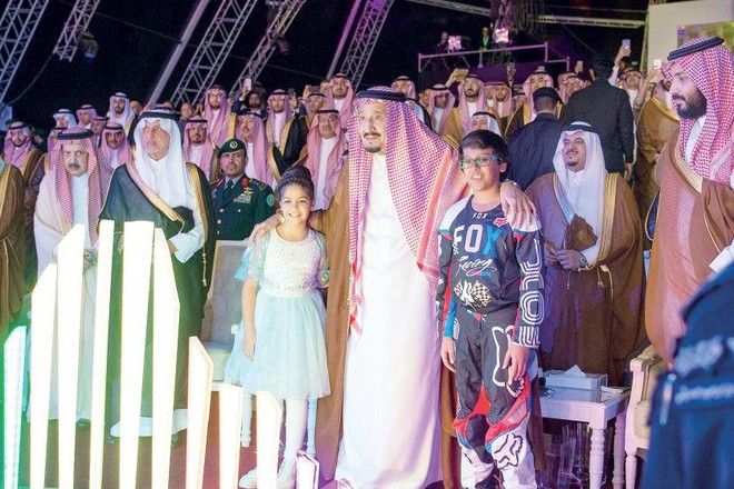 أسياف استثمار بأيدي رؤية السعودية 2030