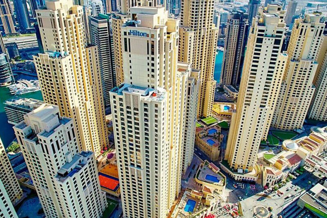 دبي تسعى لتحقيق التوازن في قطاع العقارات