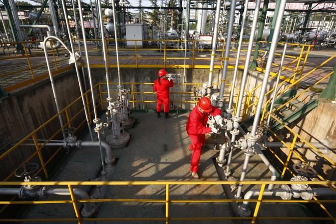 توقعات بأبطأ نمو في 4 سنوات لطلب الصين على الغاز في 2020