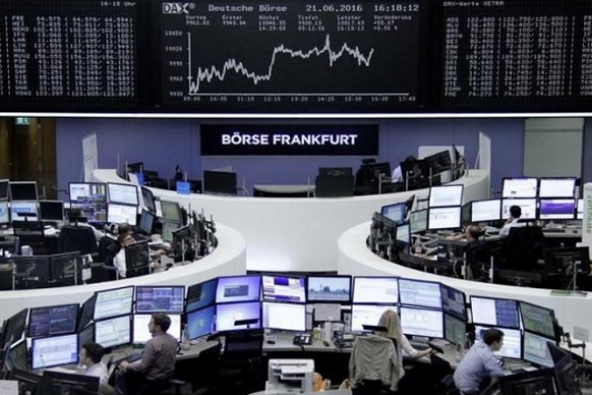 نتائج الشركات والتقدم في علاج كورونا يدعمان أسهم أوروبا