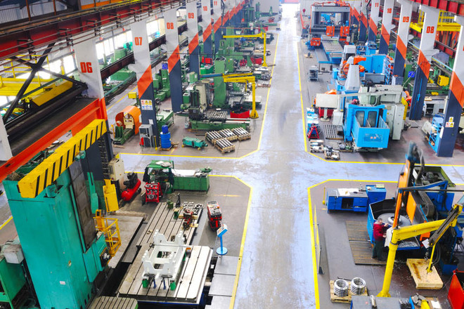 قطاع التصنيع البريطاني يستقر في يونيو بعد انخفاض تاريخي