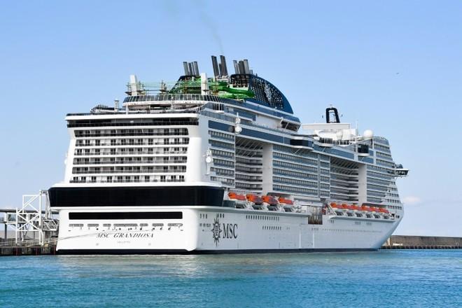 استئناف رحلات السفن السياحية الايطالية في المتوسط منتصف الجاري