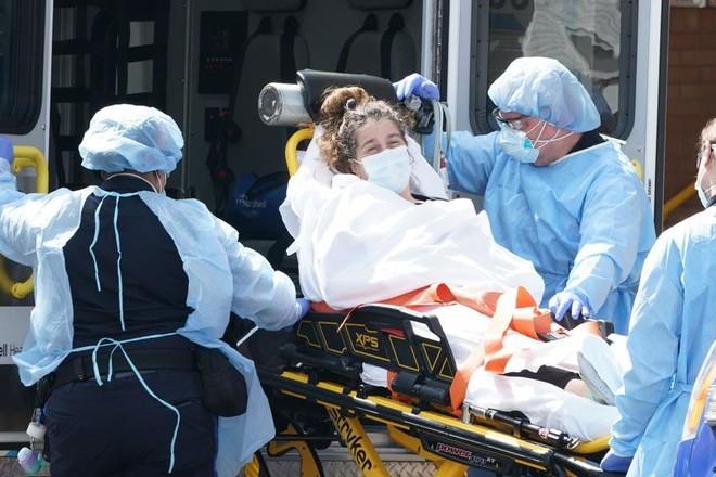 الولايات المتحدة تسجل نحو 55 ألف إصابة جديدة بفيروس كورونا